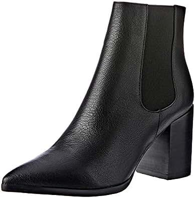 BILLINI Women's Arcadia High Heel Boot, Black Tumble, 10 AU