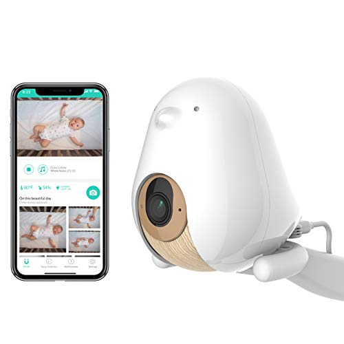 🥇 Cubo Ai Plus Smart Baby Monitor: Sleep Safety Alerts for Covered Face
