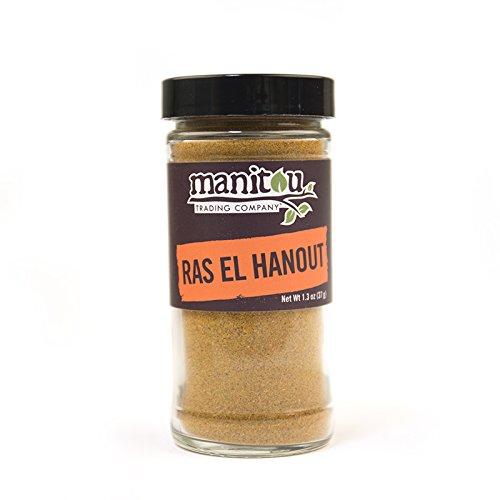 - Ras El Hanout, 1.3 Oz Glass Jar