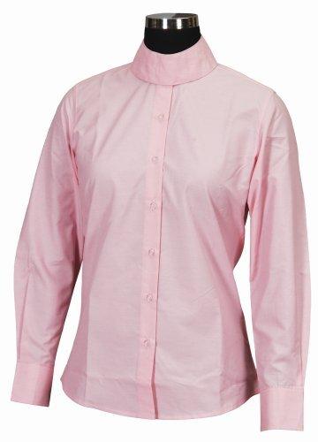 Tuffrider Ladies Show Shirt - TuffRider Women's Starter Long Sleeve Show Shirt by TuffRider