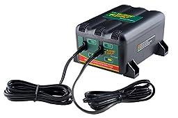 Battery Tender 022-0165-DL-WH 12-Volt 2-Bank Battery Management System