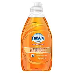 Best Epic Trends 41OSZvXOqvL._SS300_ Dawn Ultra Antibacterial Dishwashing Liquid 7oz. Orange Scent (Orange)