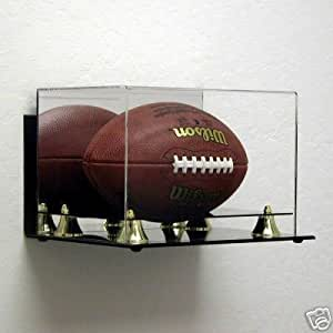 Wall Mounted Football Display Case, Display Cases