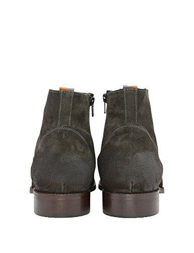 Frank Dark Wright Boots Mens Suede Hardin Grey Suede Grey Mens IHHp4nF