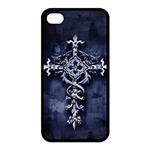 Custom Cross Back case for iphone4,4S JN4S-231