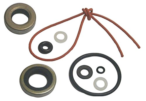 Sierra International 18-2686 Marine Lower Unit Seal Kit for Johnson/Evinrude Outboard Motor - Evinrude Johnson Motor
