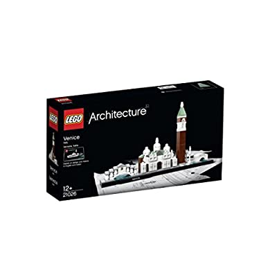 LEGO Architecture 21026: Venice Mixed: Toys & Games