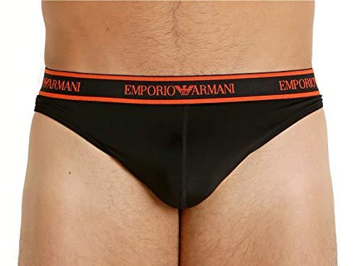 Emporio Armani Men's Essential Microfiber Thong