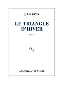 Le triangle d'Hiver  par Deck