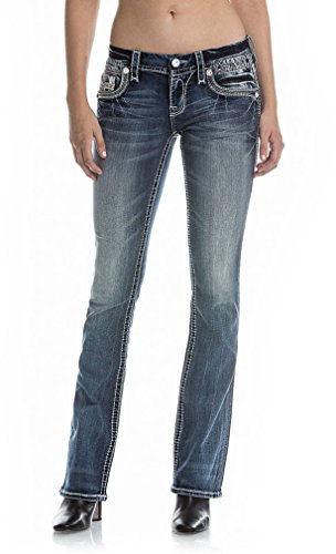 Rock Revival Womens Gysii B210 Bootcut Jeans