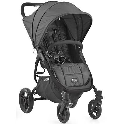 Valco Baby Snap4 Single Stroller (Black Beauty) by Valco ...