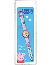 Peppa Pig Digital Watch,Children Watch,Official Licenced.
