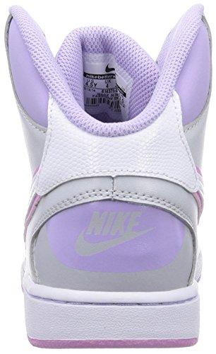 Nike Son Of Force Mid (GS) - Zapatillas de baloncesto para niñas Multicolor