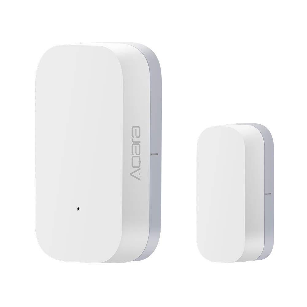 Smart Home para Aqara Window Door Sensor Dispositivo de Seguridad,Sensor de Puerta y Ventana,ZigBee conexión inalámbrica Inteligente,para Mijia HomeKit