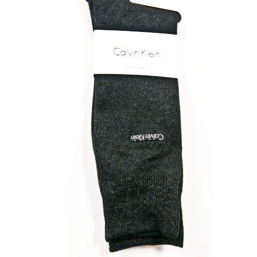 Calvin Klein Men Signature Flat Knit Crew Sock (Calvin Klein Knit Socks)