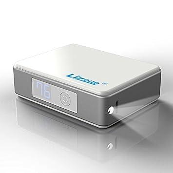 Lizone® 5200mAh Mini cargador portátil y batería externa POWER BANK con QC para iPhone 6 6S Plus 5S 5C 5 4S, iPad, Samsung Galaxy S4 S5 S6 Note, ...