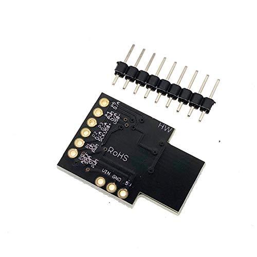 GalaxyElec Digispark kickstarter Miniature Development Board with pins and Anti-Static Bag 10pcs attiny85-20su D42