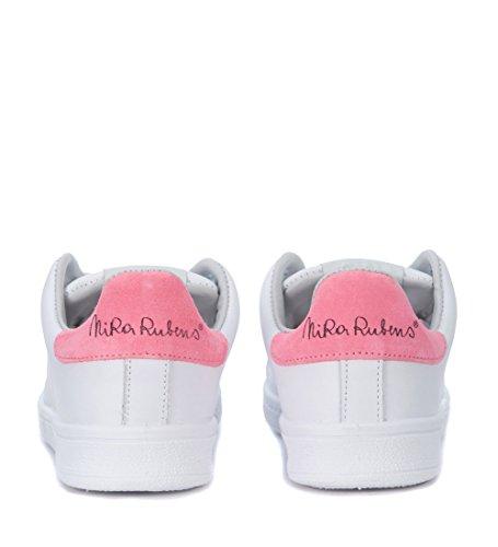 Sneaker Pelle Bianco in e Bianca Daiquiri Rubens Madreperla Nira Stella qvwz5IHPPn