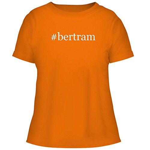 Watch Allies Ladies (BH Cool Designs #Bertram - Cute Women's Graphic Tee, Orange, Medium)
