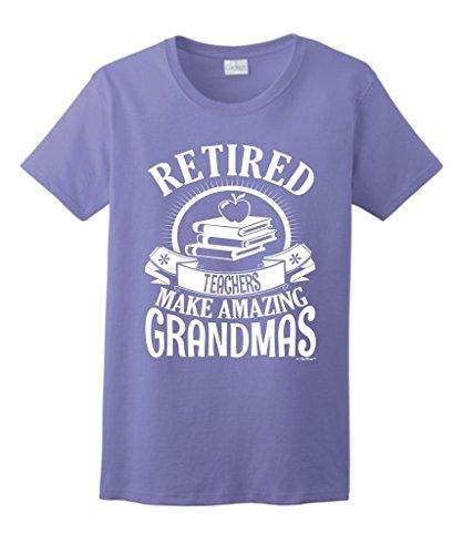 Retirement Grandma Retired Teacher T Shirt
