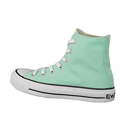 Converse Ctas Season Hi - Sneaker, Verde, taglia 39.5