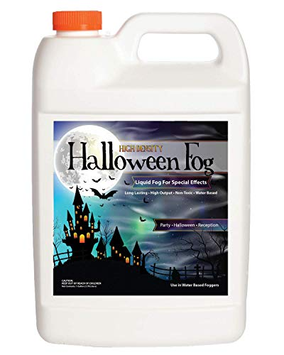 Sanco Industries High Density Halloween Fog Juice -