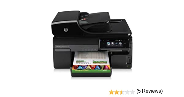 HP Officejet Impresora HP Officejet Pro 8500A Plus e-All-in-One ...