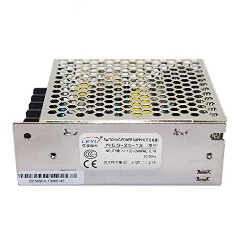 Utini Two Year Warranty 25w 15v Out Put Single Output Mini Switching Power Supply