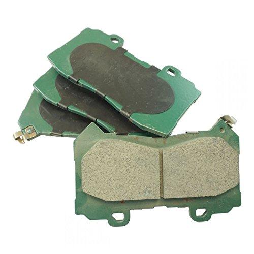 (Font Premium Posi Ceramic Disc Brake Pad Set for GMC Chevrolet Pickup Truck)