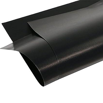 Asdomo - Alfombrilla para barbacoa, reutilizable y antiadherente, fácil de limpiar, accesorios para