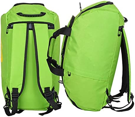 PQZATX Waterproof Fitness Sports Bag Men Women Outdoor Fitness Bag Portable Gym Handbag Ultralight Yoga Bag Outdoor Gym Sports Backpack