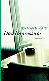 Das Impressum: Roman (German Edition)