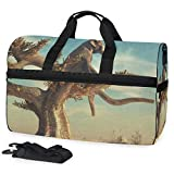 Fox Outdoor Gym Tote Bags