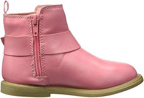 Pictures of carter's Girls' Carmina Sliver Western Boot, Silver, 10 M US Toddler 3