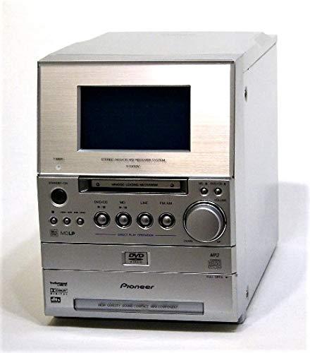 Pioneer パイオニア XV-SV5DV-S シルバー(DVD/MDミニコンポーネントシステム )   B07PV6F1KH