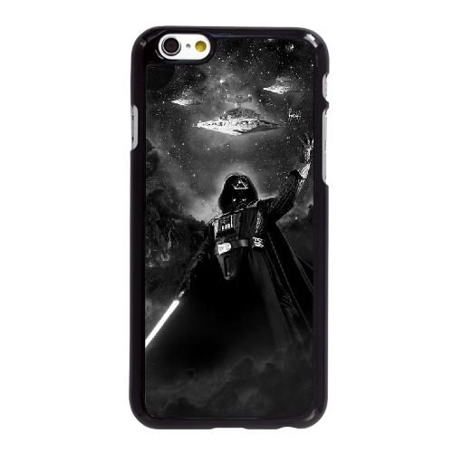 O8F82 Star Wars Darth Vader K3D5XL coque iPhone 6 Plus de 5,5 pouces cas de couverture de téléphone portable coque noire KU1GCJ3NP