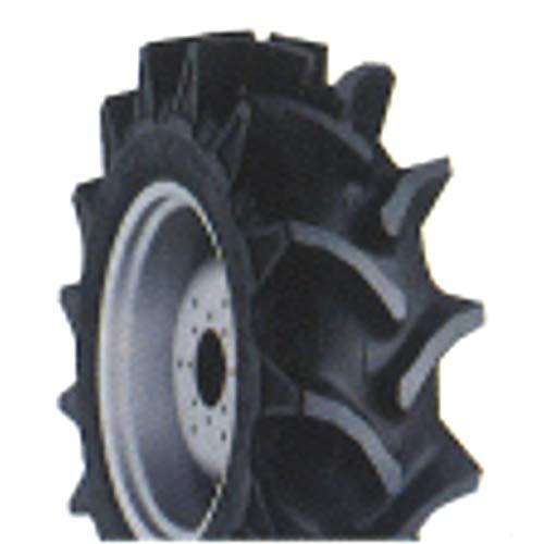 AT70 SUPERLUG AS-1 トラクター用後輪タイヤ(ハイラグタイプ) 13.6-38 6PR バイアスタイヤ 322575 KBL ケービーエル 代不 B07K21LJ1Z