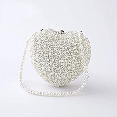 Fhduy zero wallet heart shaped pearl bag handbag lovely dinner bag fhduy zero wallet heart shaped pearl bag handbag lovely dinner bag handbag business card lipstick 45cm colourmoves