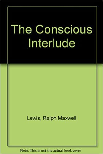 The Conscious Interlude Rosicrucian Library Ralph Maxwell Lewis