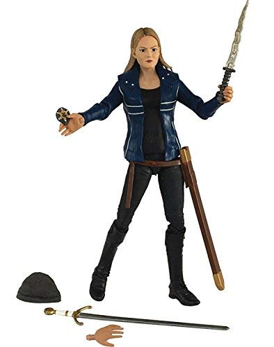 Icon Heroes Once Upon a Time: Blue Jacket Emma Swan Action Figure