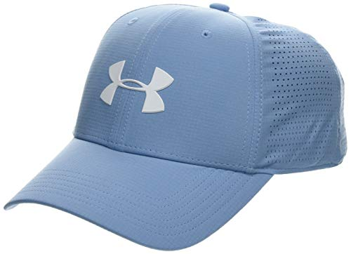 Under Armour Driver Cap 3.0, Boho Blue//White, One Size Fits All