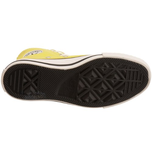 Converse Chuck Taylor All Star Core Hi, Zapatillas de Tela Para Unisex Adulto amarillo