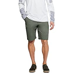 Under Armour Men's Fish Hunter 2.0 Shorts, Moss Greenmoss Green, 36