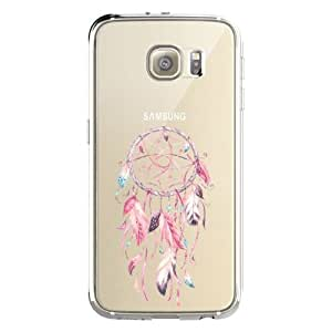 case transparente samsung galaxy s8 feminine attrape reve rose cell phones. Black Bedroom Furniture Sets. Home Design Ideas