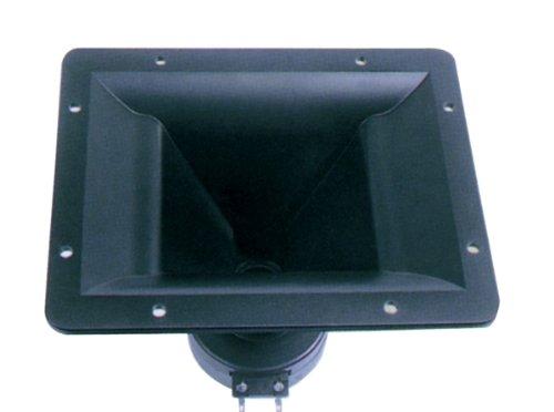 Dynamic Horn Speaker - Electrovision Dynamic Horn Speaker 60w, Black