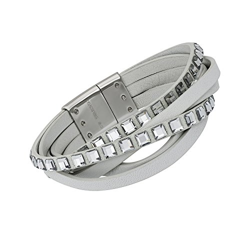 - Swarovski 5134623 Celeb Leather Bracelet