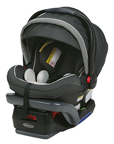 Graco SnugRide SnugLock 35 Elite Infant Car Seat, Oakley