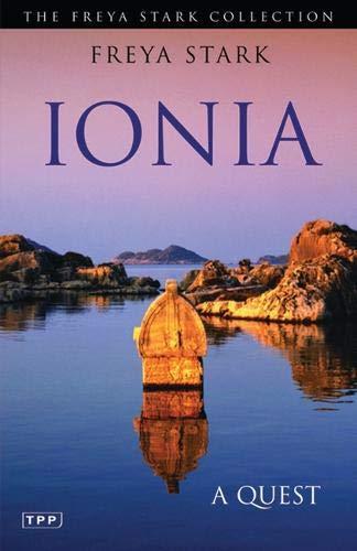Read Online Ionia: A Quest (Tauris Parke Paperbacks) pdf epub