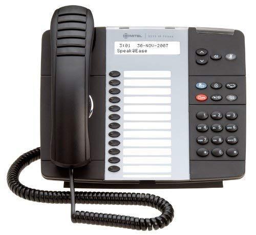 - Mitel Networks 5212 IP Phone VoIP Phone - SIP, MiNet (53678C) Category: IP Phones (Renewed)