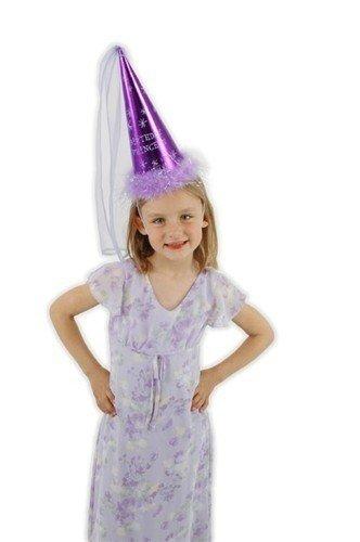 elope Fancy Birthday Princess Cone (Purple) for $<!--$9.99-->